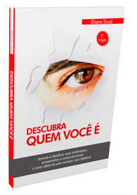 Livro: Descubra Quem Você É - Eliana Sicsú